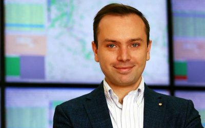 Speaker Announcement: Oleksandr Pertsovskyi, Ukrposhta