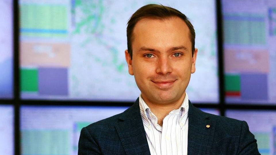 Speaker Announcement: Oleksandr Pertsovskyi, Ukrposhta