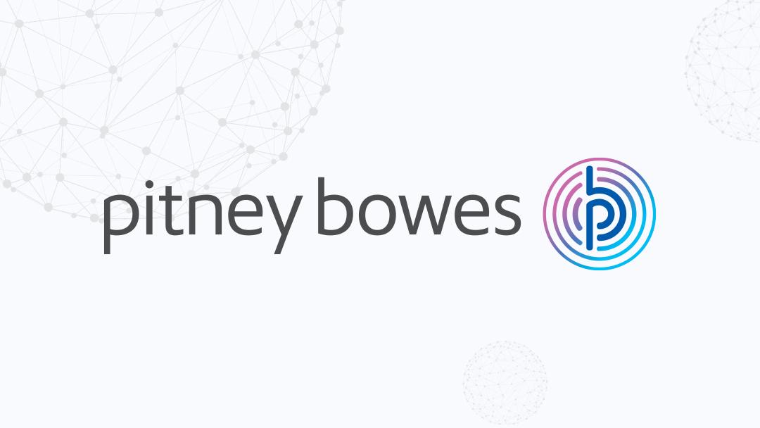 Sponsor Update – Pitney Bowes